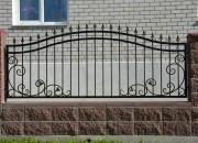 Кованый забор в Минске